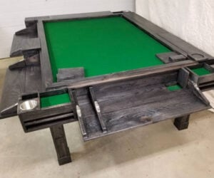 Krema Designs Game Tables
