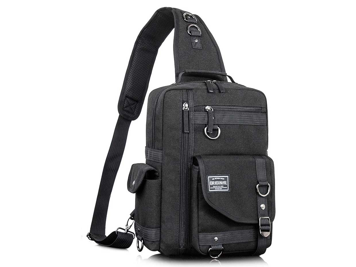 Leaper Cross-body Sling Bag