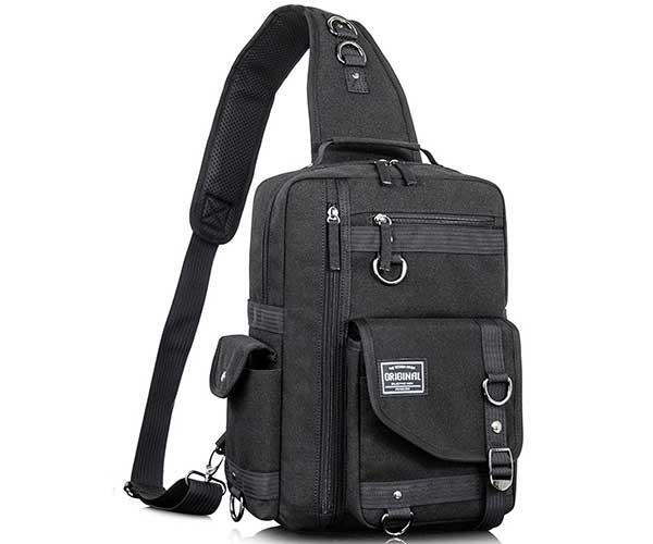 Leaper Cross-body Sling Bag