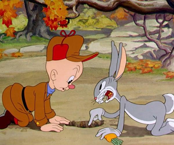 Looney Tuesdays: Bugs Bunny