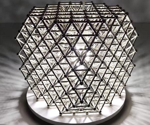 Making a Magnet Cuboctahedron