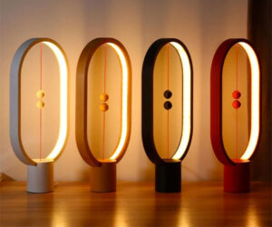 Marangoni Magnetic Lights