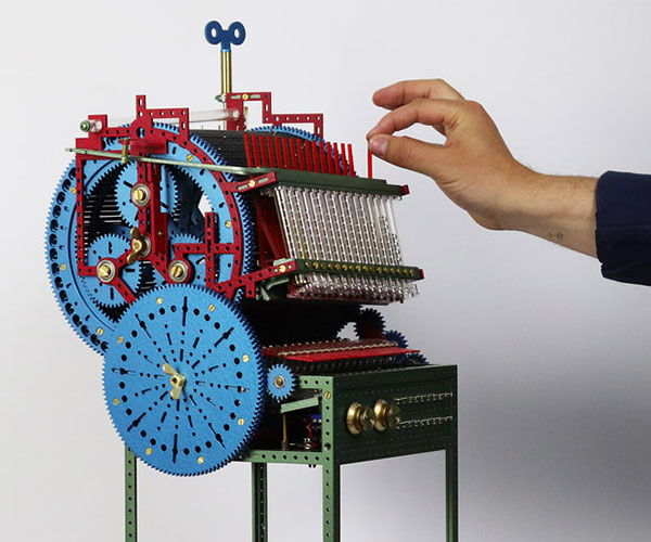 MMXS Mini Marble Machine X