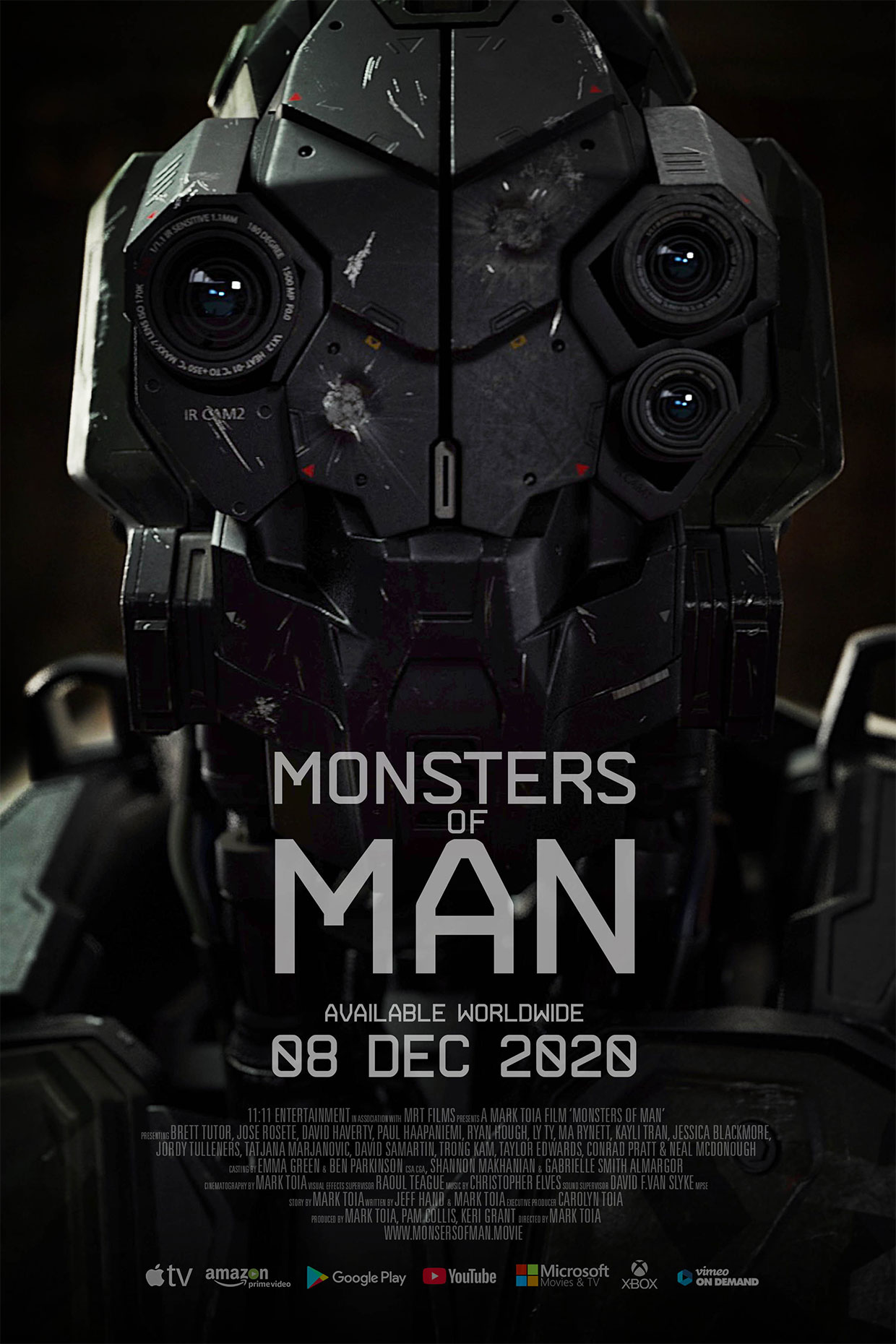 Monsters of Man (Trailer)
