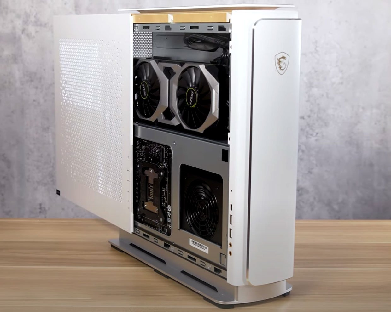 MSI Creator P100X PC
