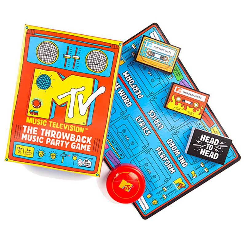 MTV: The Game