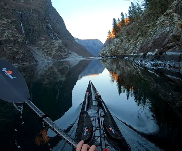 Norway by Kayak
