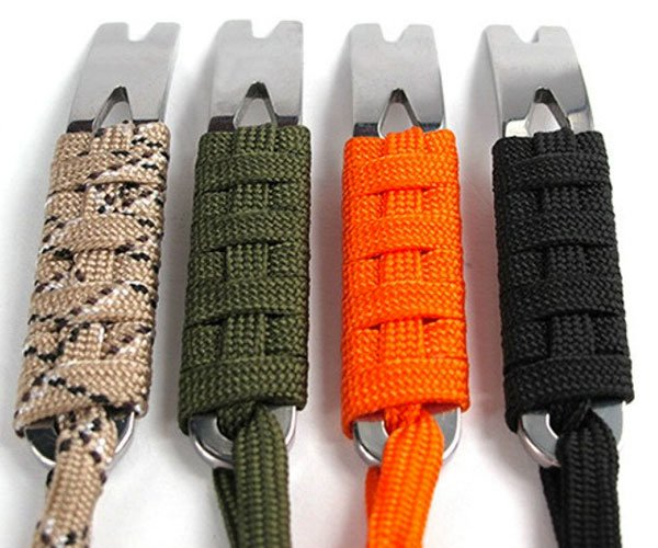 Paracord Mini Pry Bars