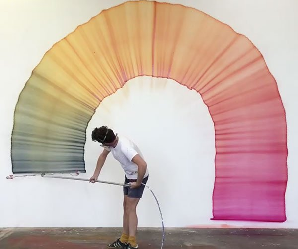Rainbow Paint Gun