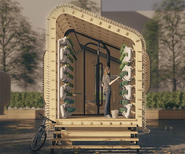 Shifting Nests Microhomes