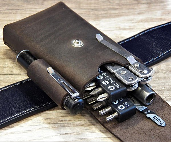 EDC Belt Tool Pouch
