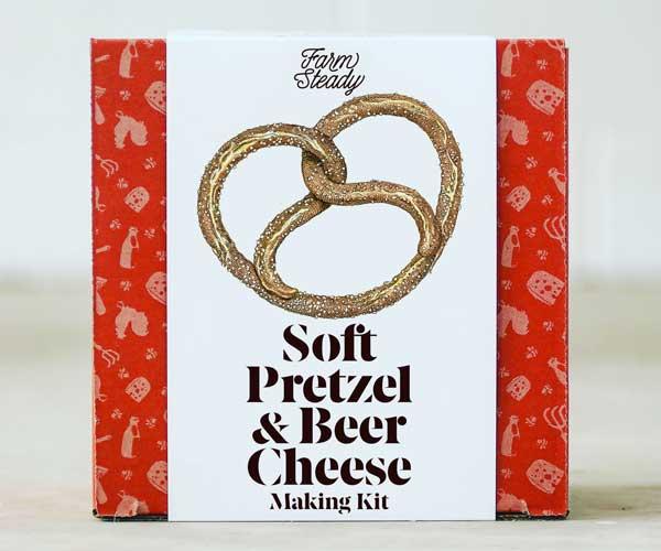 Soft Pretzel & Beer Cheese Kit