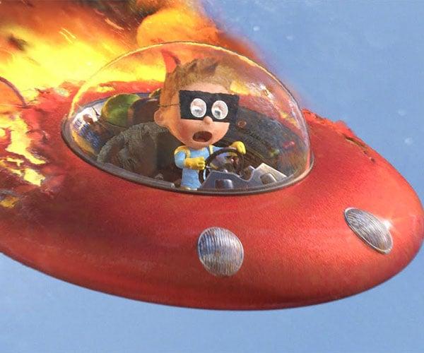 Spaceman Spiff Fan Film