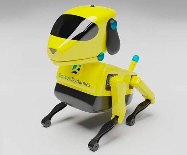 Boston Dynamics in the '90s