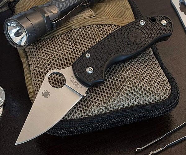 Spyderco Para 3 Knife