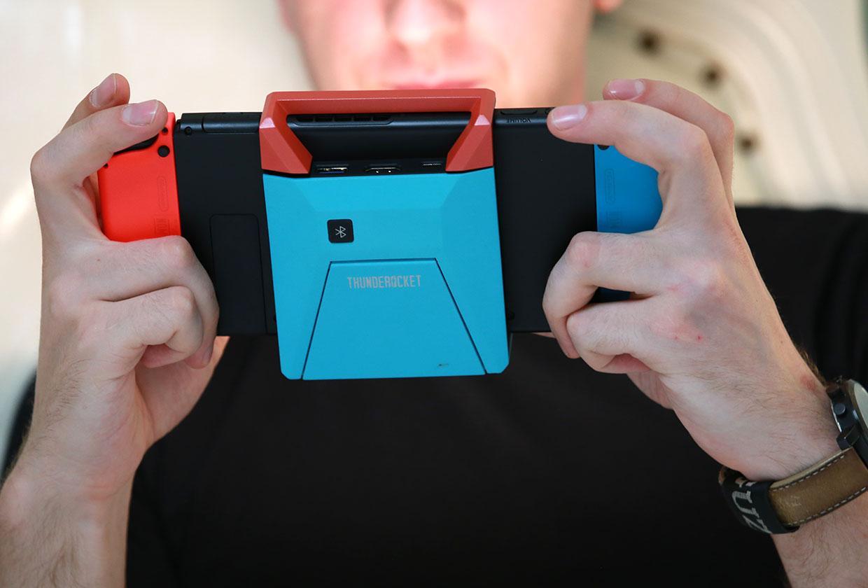 Switchblade Nintendo Switch Hub