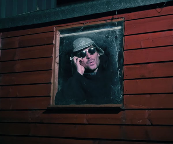 The Man in the Shed