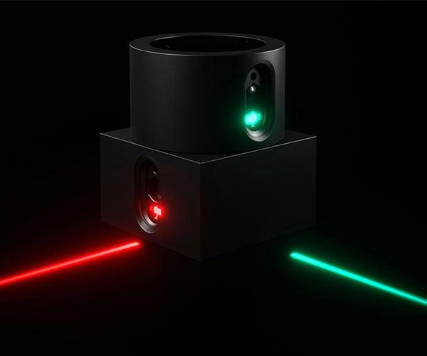 Theta Dual-Laser Measure