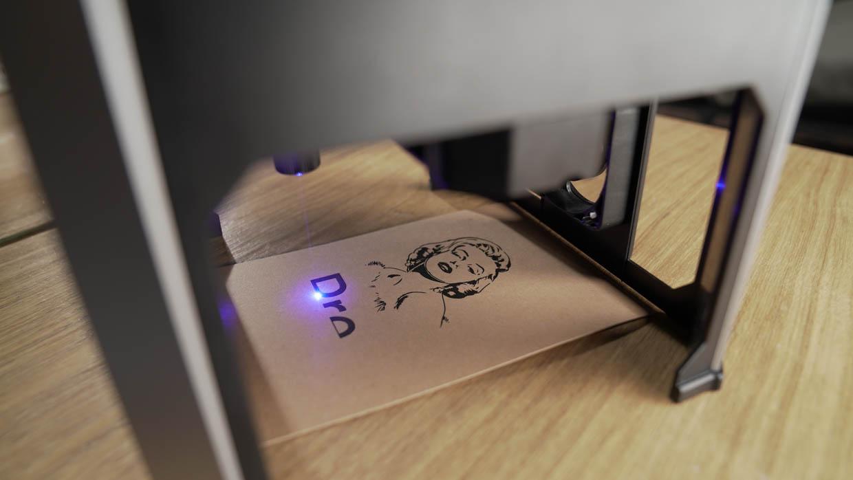Wainlux K6 Laser Engraver