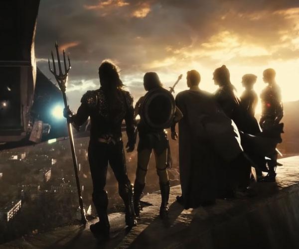 Zack Snyder's Justice League (Trailer)
