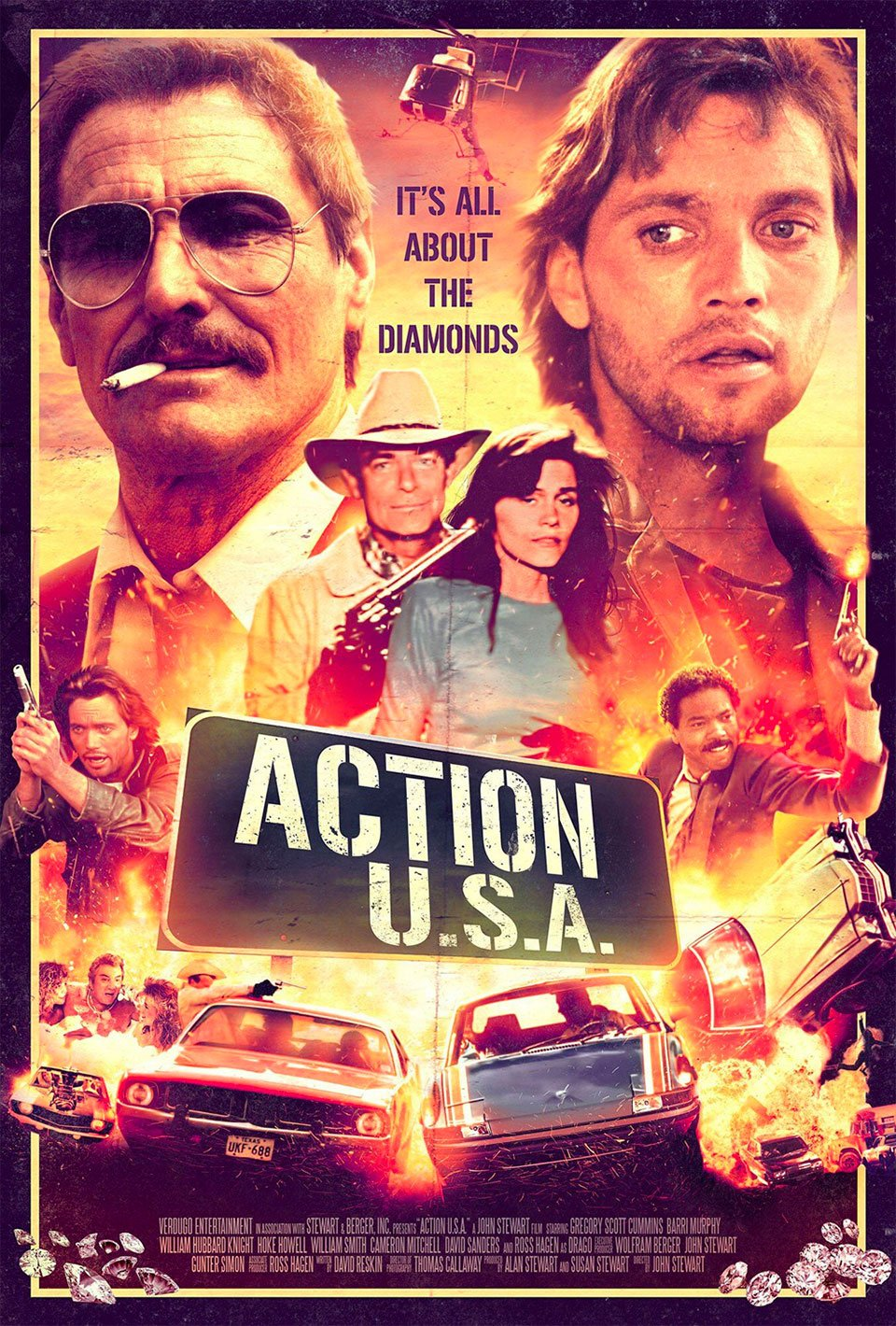 Action USA (Trailer)