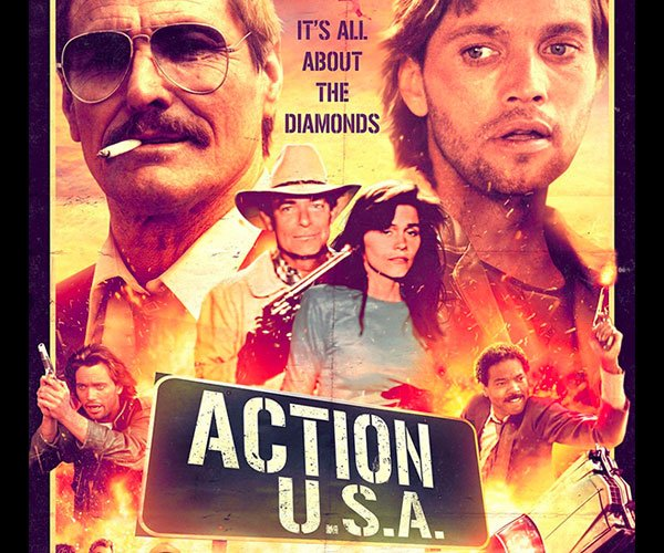 Action USA (Trailer)