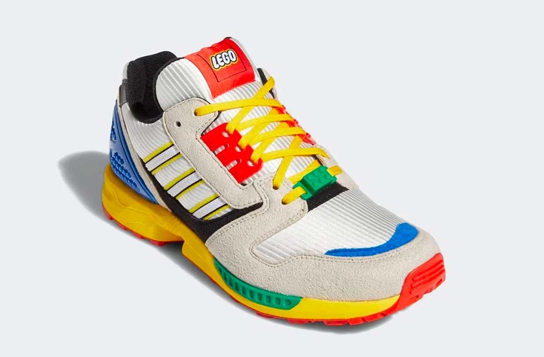 LEGO x adidas A-ZX 8000