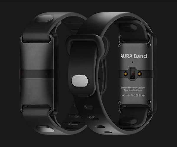 AURA Band Fitness Tracker
