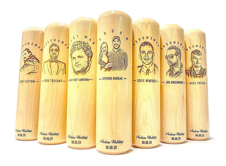 Custom Baseball Bat Mugs