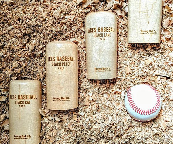Custom Baseball Bat Mugs