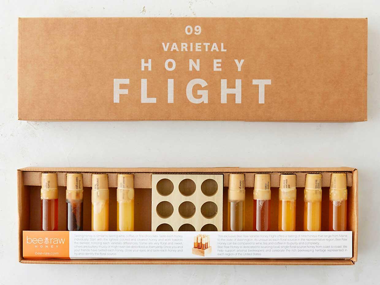 09 Varietal Honey Flight