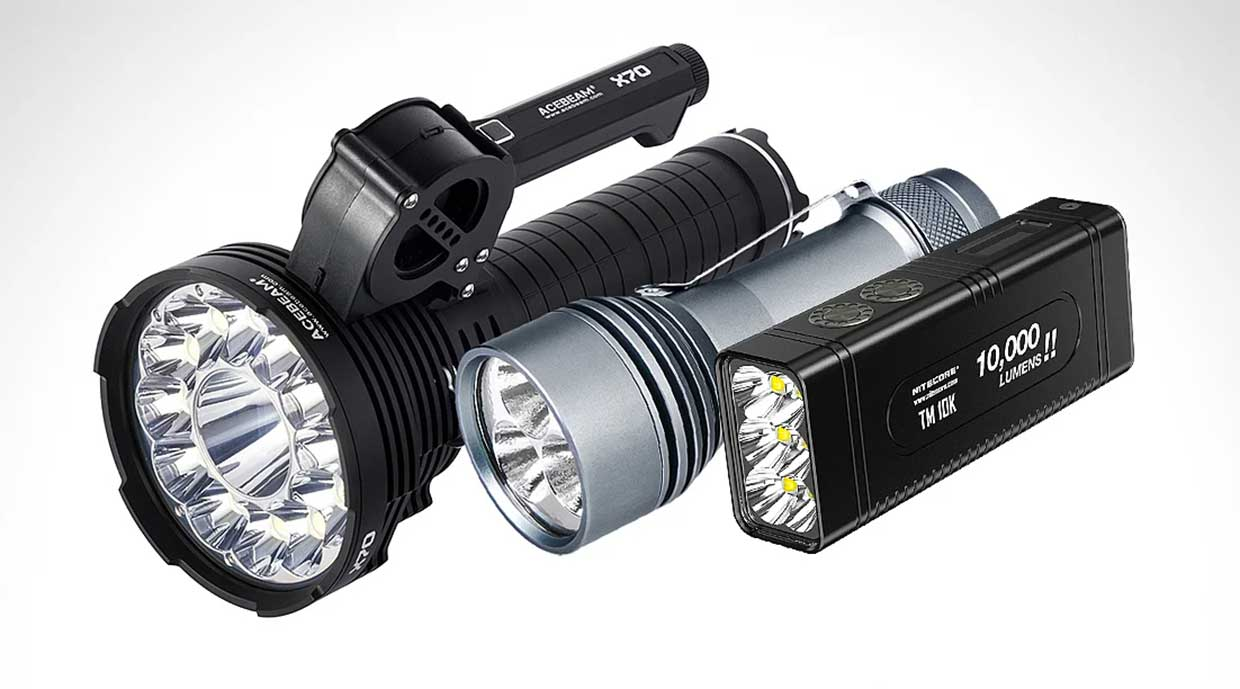 Best and Brightest Flashlights 2020
