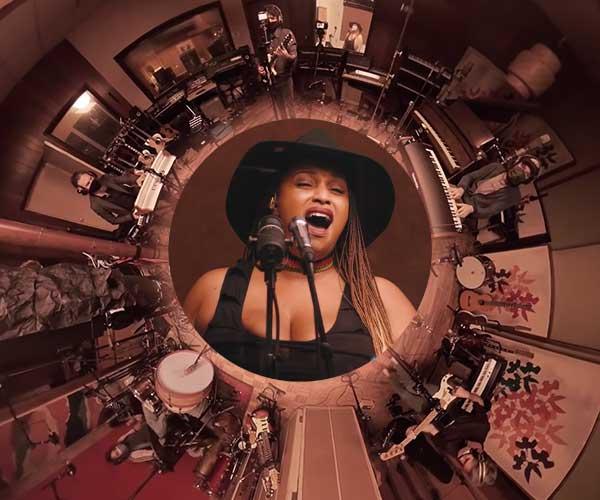 Black Hole Sun: Funk-Soul Cover