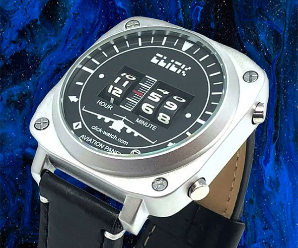 Altimeter Revolving Watch