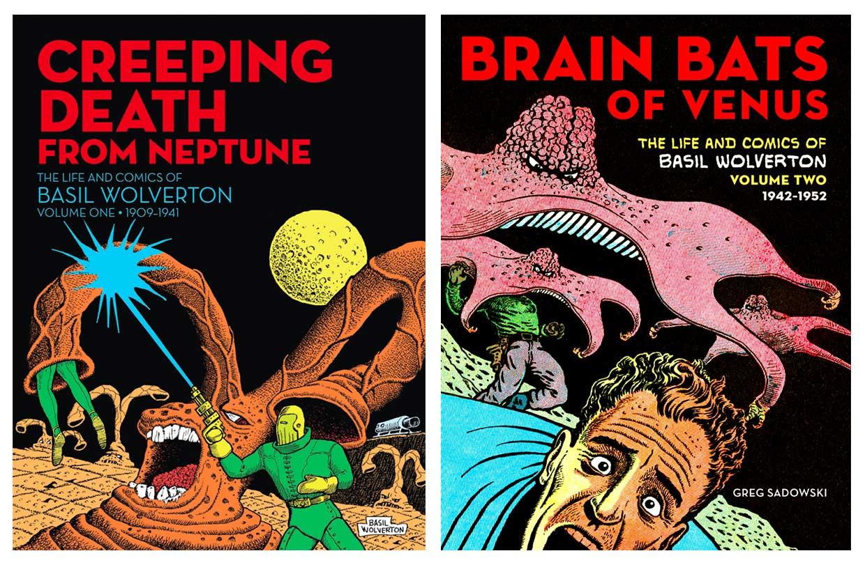 Creeping Death & Brain Bats