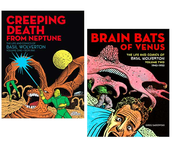 Creeping Death & Brain Bats