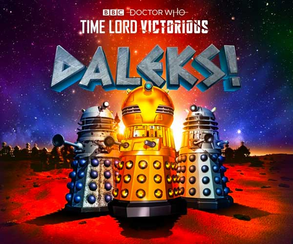 DALEKS! The Animated Series (Teaser)
