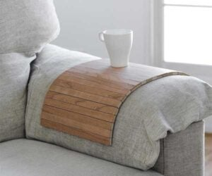 DETRAY Flexible Sofa Tray