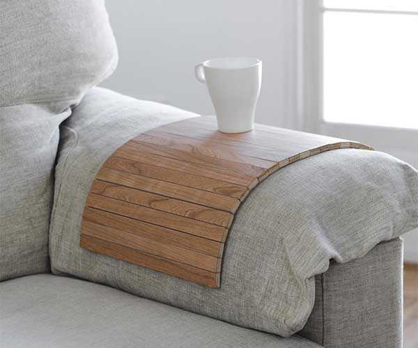 DETRAY Flexible Sofa Tray