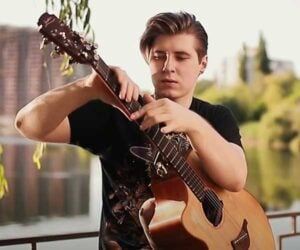 Misirlou Fingerstyle