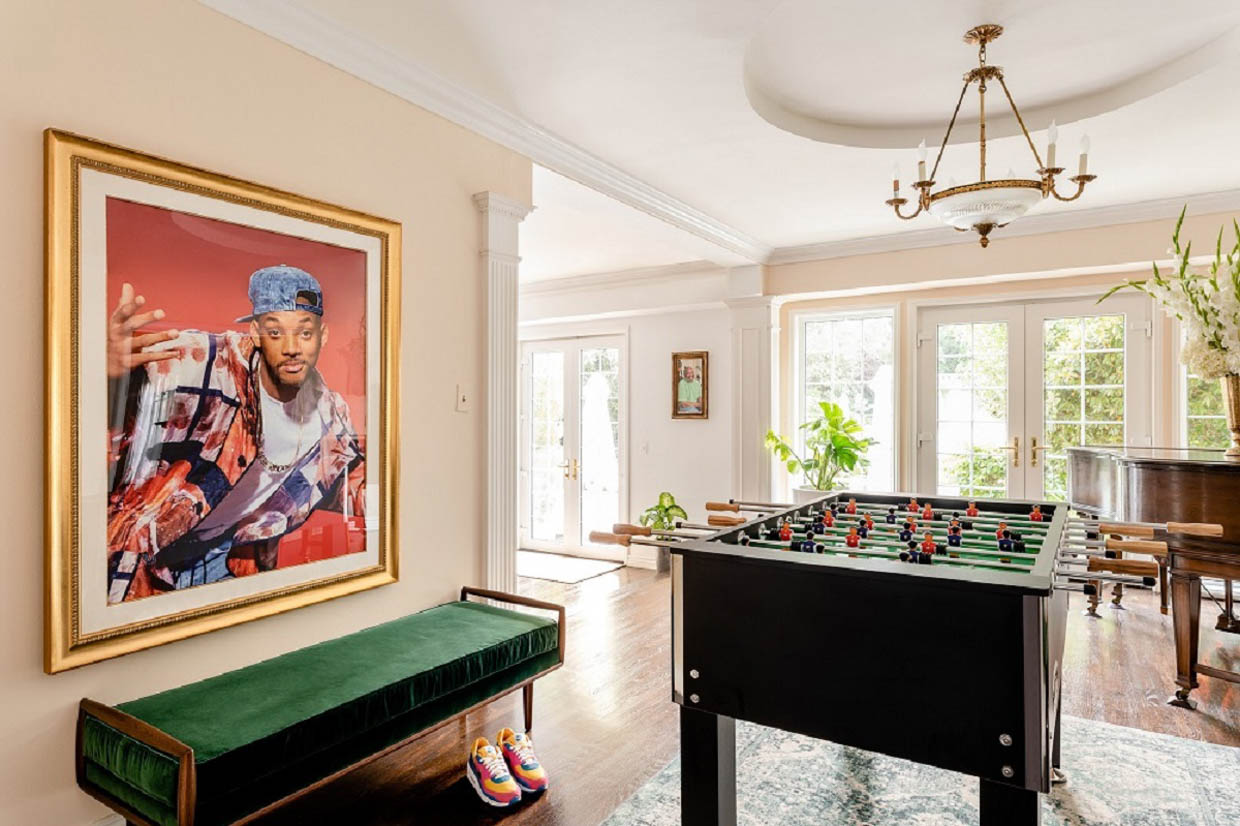 Fresh Prince of Bel-Air Airbnb