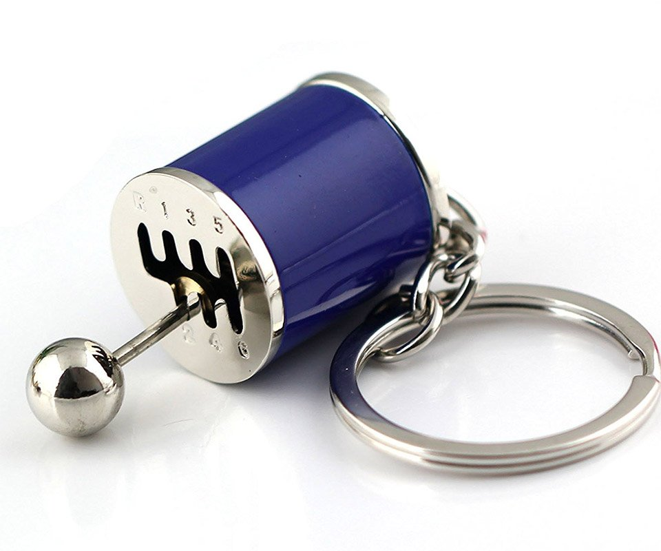 Manual Shifter Keychains