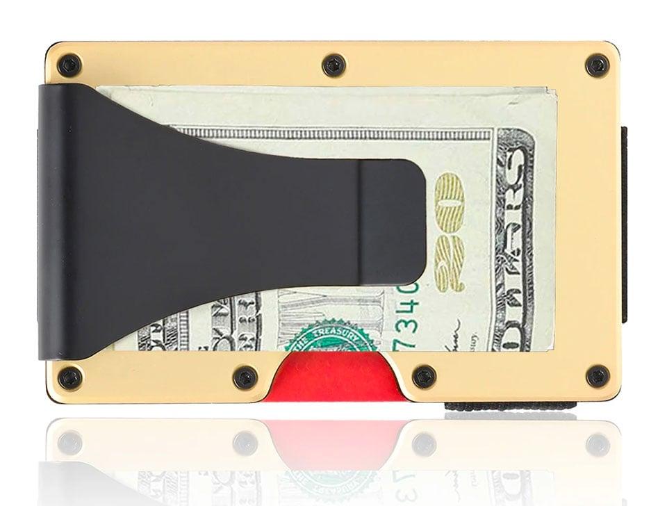 Grid Antimicrobial Wallet