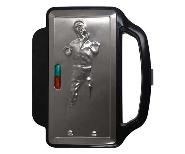 Han Solo Carbonite Waffle Maker