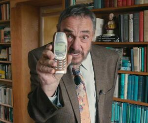 John Rhys-Davies on YouTube