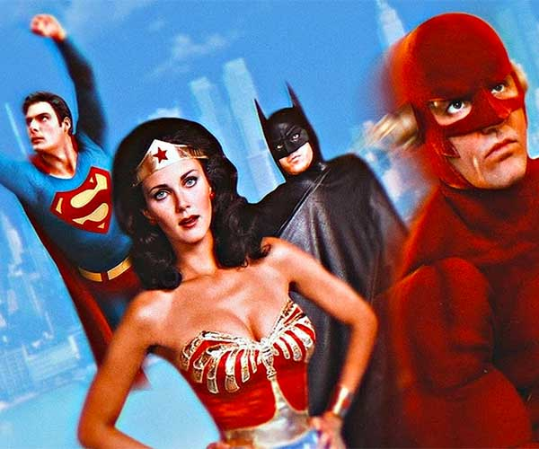 Justice League: Retro Edition