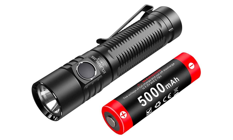 Klarus G15 Flashlight