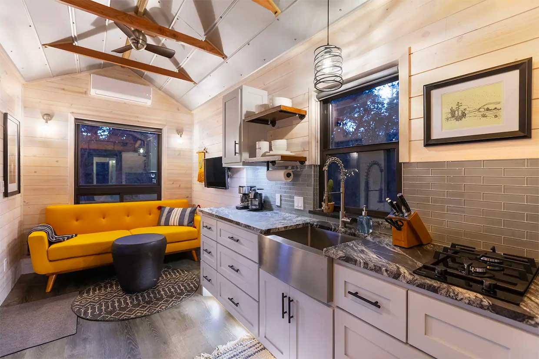 La Petite Tiny House Airbnb