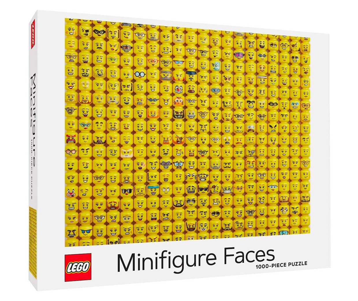 LEGO Minifig Puzzles