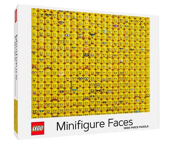 LEGO Minifig Puzzles
